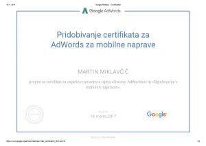 Google-Adwords-Certifikat-za-mobilne-naprave-Mobile