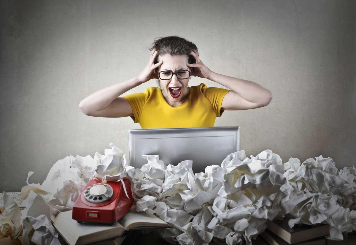 Stres | Kako razmišljati v težkih situacijah in se izogniti stresu