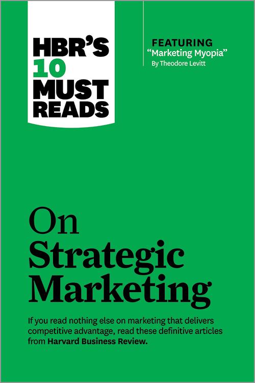 knjiga digitalni marketing HBR.