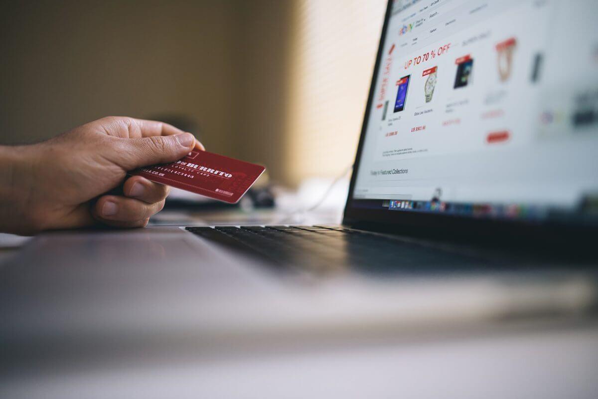 spletna trgovina