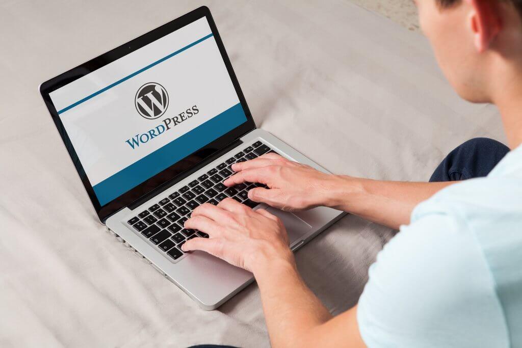 kako namestiti Wordpress